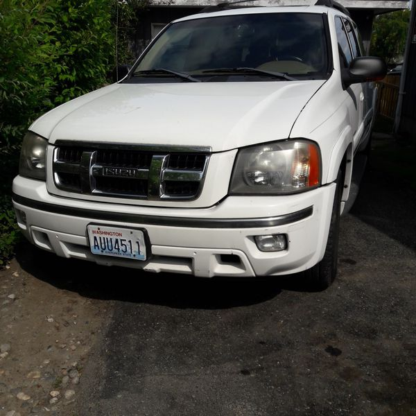 2003 Isuzu Ascender Limited Edition For Sale In Everett