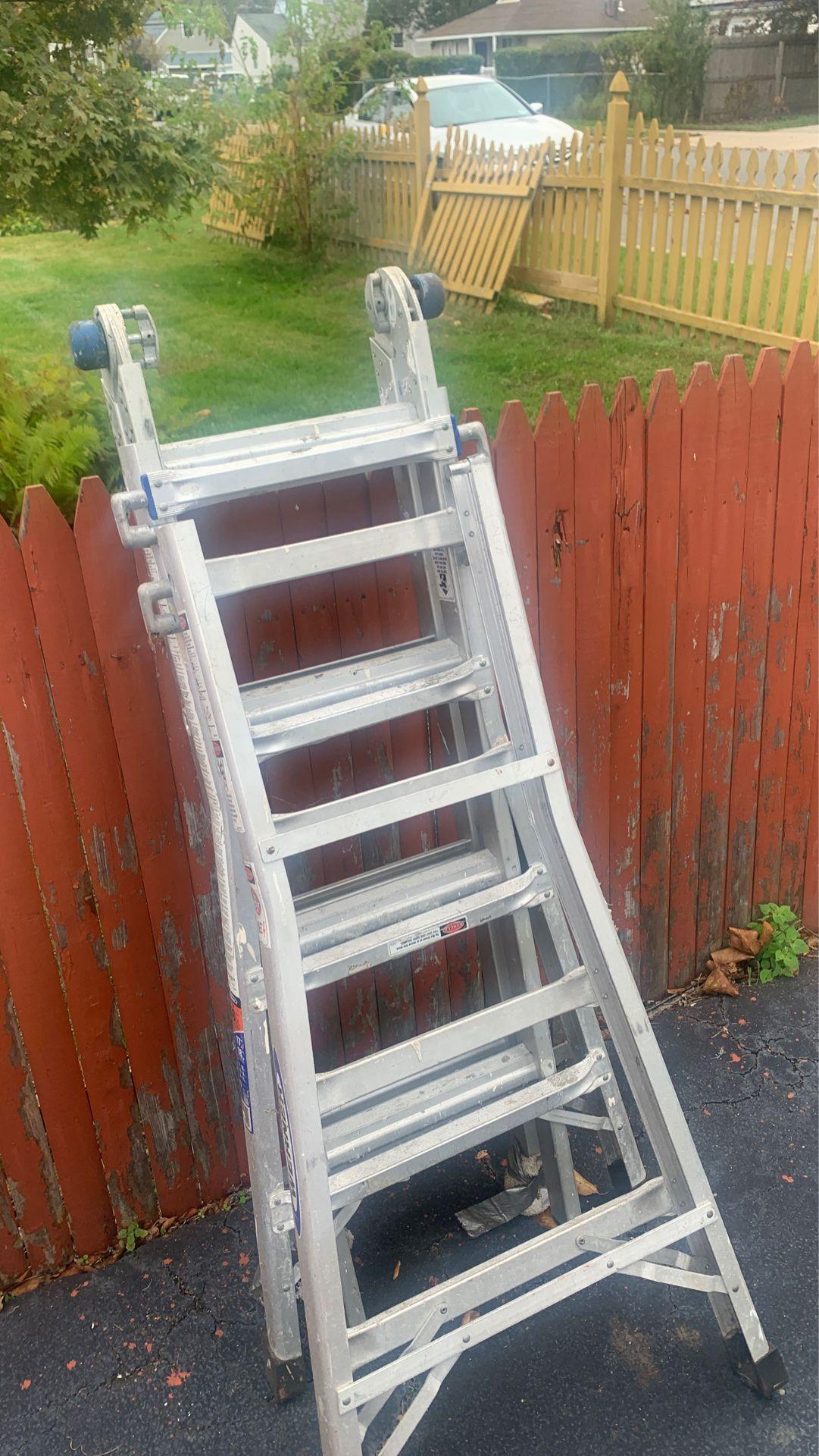 17' ladder
