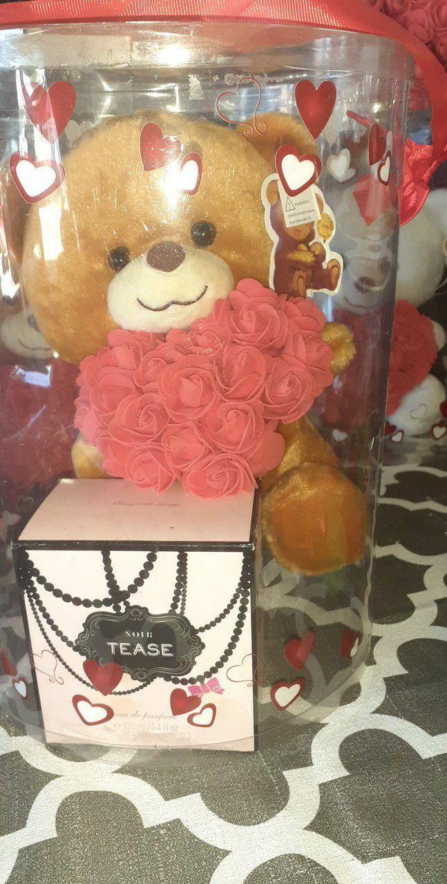 Tease Perfume With Bear