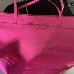 Kate Spade pink bag Thumbnail