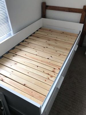 Twin Bed/Queen Bed for Sale in Olney, MD