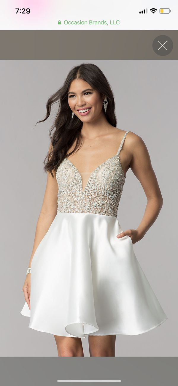 3a26204a52a Homecoming dress-Prom Girl for Sale in Issaquah