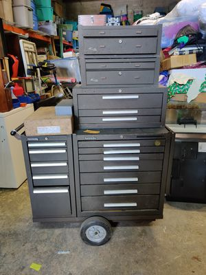 Photo KENNEDY MACHINIST TOOLS & TOOL BOXES