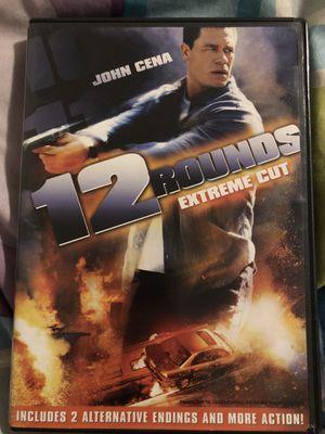 12 Rounds, DVD for Sale in Salt Lake City, UT