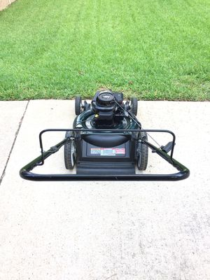 Bolens 158-cc 21-in 2 in 1 Gas Push Lawn Mower with Briggs & Stratton  Engine for Sale in Arlington, TX - OfferUp
