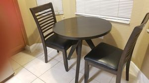 *3-pc Chocolate Kitchenette Dining Set* for Sale in Orlando, FL