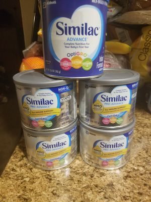 SIMILAC ADVANCE AND PRO ADVANCE for Sale in UT, US