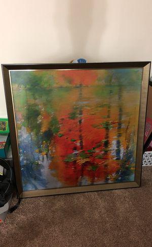 Artwork print of forest?? Huge for Sale in Fairfax Station, VA