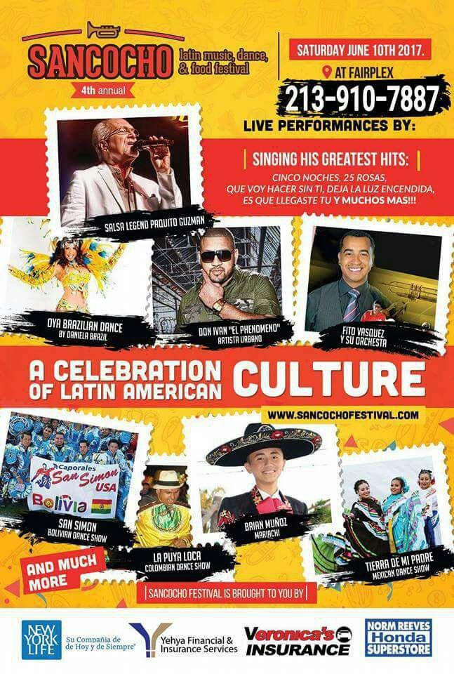 Sancocho Festival this Saturday