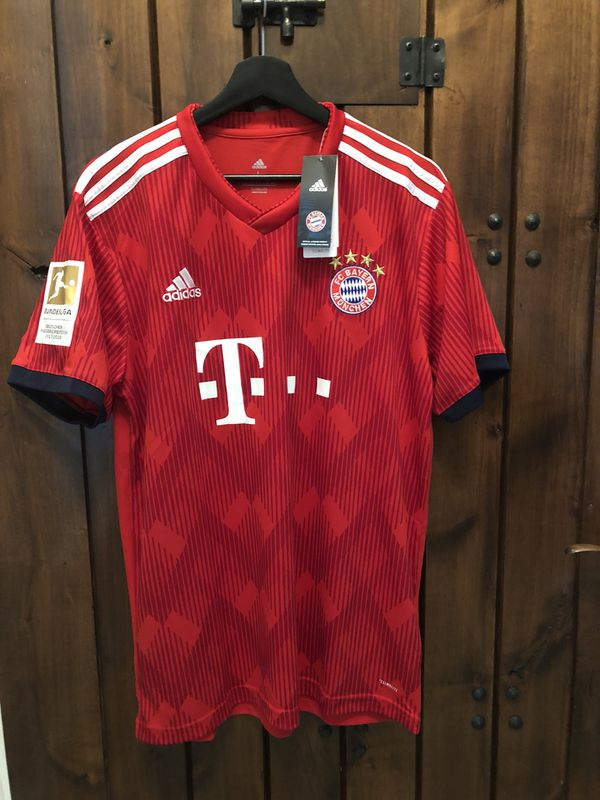 ac4baf5b8cd The new 2018-19 Bayern Munich soccer jersey Bundesliga for Sale in Plano