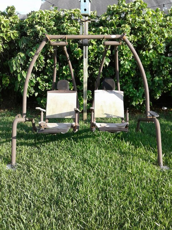 Sunset dual swing (Home & Garden) in Homestead, FL - OfferUp