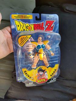 Dragon Ball Z Nappa Thumbnail