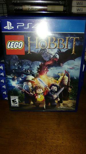 LEGO THE HOBBIT PS4 for Sale in Sanford, FL