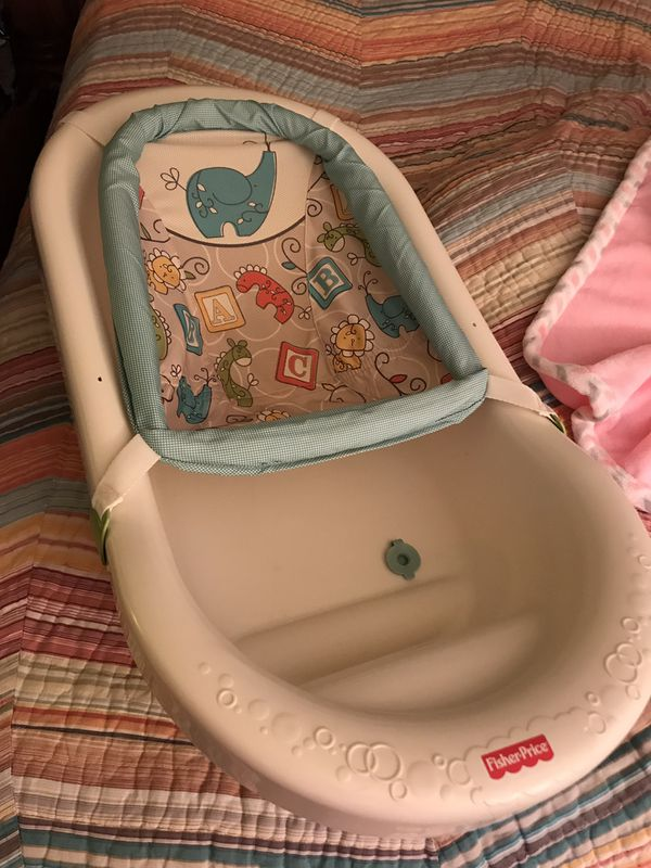 Baby Bath w/Sling for Sale in Garrett, IN - OfferUp
