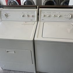 $450 Kenmore washer and dryer set with delivery in the San Fernando Valley Thumbnail