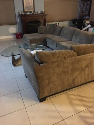 Fine New And Used Sectional Couches For Sale In Palmetto Bay Fl Andrewgaddart Wooden Chair Designs For Living Room Andrewgaddartcom