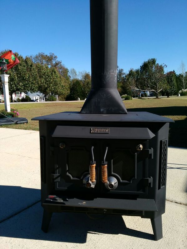 Wood Burning Stove Model 50500 For Sale In Clayton Nc