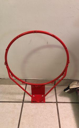 Basketball Rim and chain hoop for Sale in Santa Monica, CA