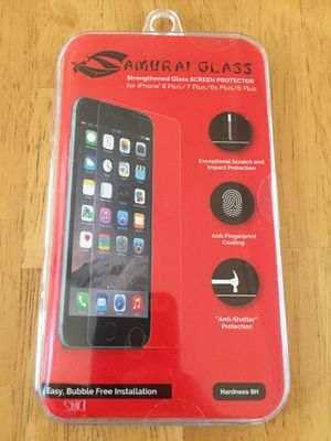 Photo Brand new iPhone screen protector guard tempered glass 6 6s 7 8 plus +, X XS, XS Max, XR 11