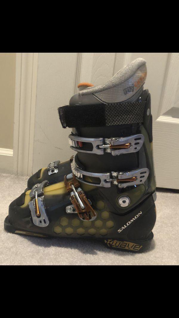 Dauerhafter Service neueste trends vorbestellen Salomon X Wave 9.0 Ski Boot - Size 26 (Men's 9) - Good ...