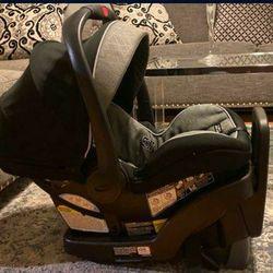 Graco SnugRide SnugLock Extend2Fit 35 Infant Car Seat, Haven Tan Thumbnail