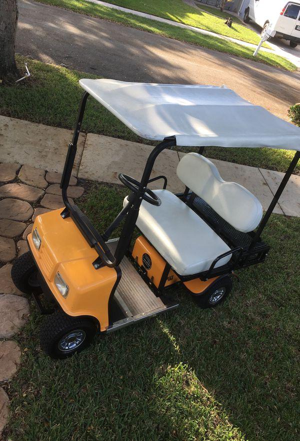 Golf Cart Cricket Sx3 36v Cart For Sale In Pembroke Pines Fl Offerup