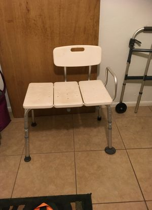 Shower chair for Sale in Phoenix, AZ