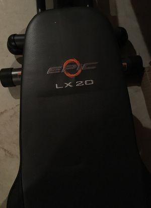 Epic LX20 weight bench for Sale in Ashburn, VA