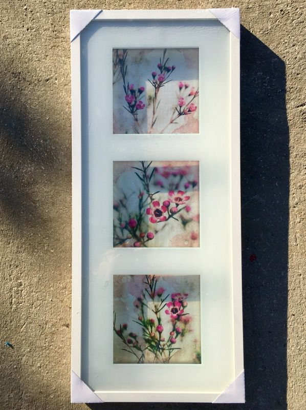 Ikea Erikslund Wall Hanging Picture Frames 72 X 32 Cm Brand New