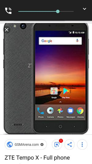 Zte tempo x for Sale in Pittsburgh, PA