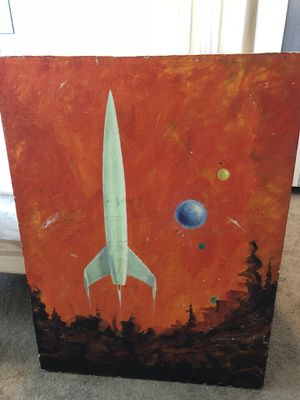 Cool Space Art for Sale in Austin, TX