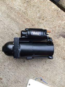 Starter motor mercury Thumbnail
