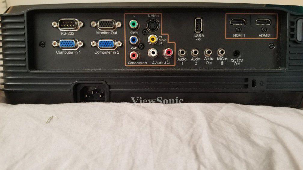 Viewsonic Pro8300 Projector