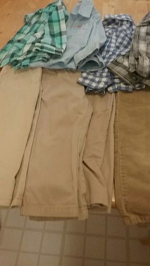 Clothes for toddlers boys size 24 months and size 2T ,everything for $8 for Sale in Alexandria, VA