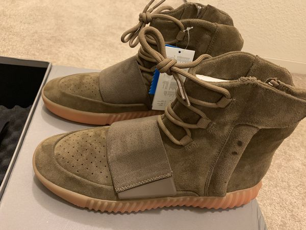 Yeezy yezzy adidas 750 350 chocolate brown sneakers shoes size 11 for Sale in San Jose, CA OfferUp