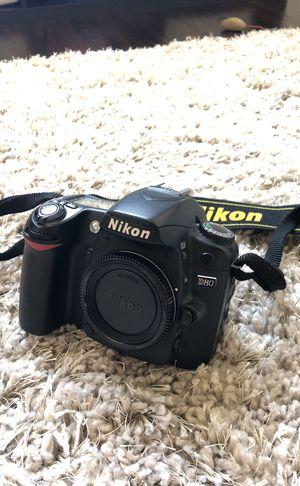Nikon D80 DSLR for Sale in Katy, TX