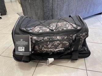 pacificgear 30-inch wheeled drop-bottom duffel bag  Thumbnail