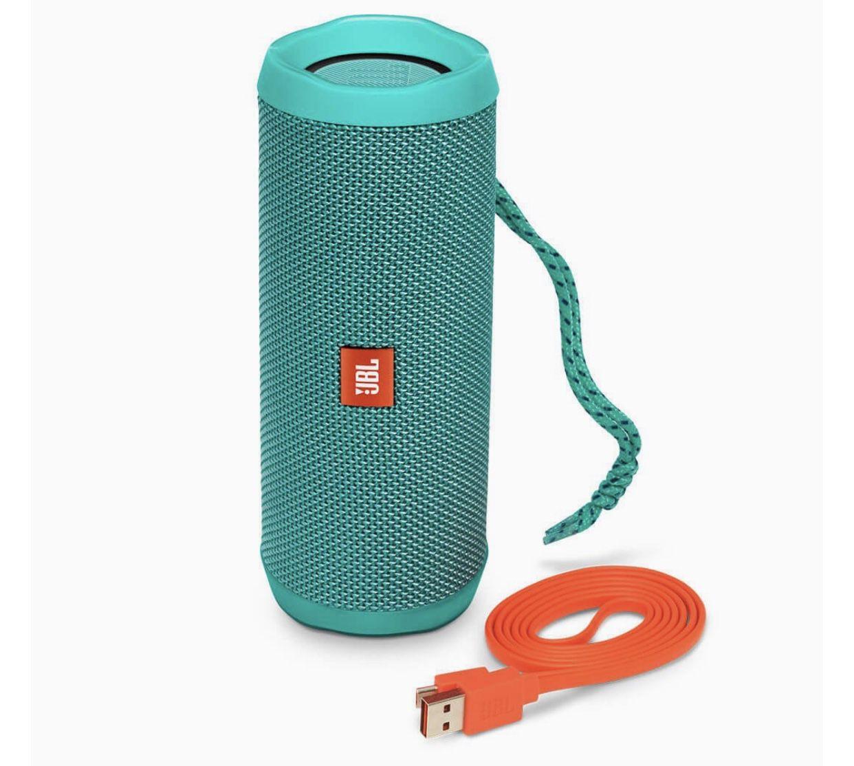 Mint Green JBL Flip 4 Wireless Bluetooth Speaker