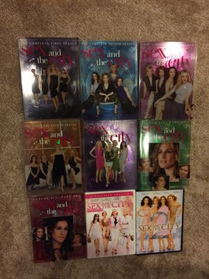 Sex and the City DVDs for Sale in South Kensington, MD