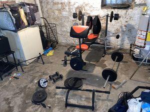 Photo Weider pro 256 home gym