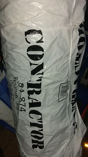 Carpet padding-15 SQ yards of padding anused $40dollars for Sale in Cary, NC
