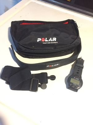 Polar heart rate monitor for Sale in Columbus, OH