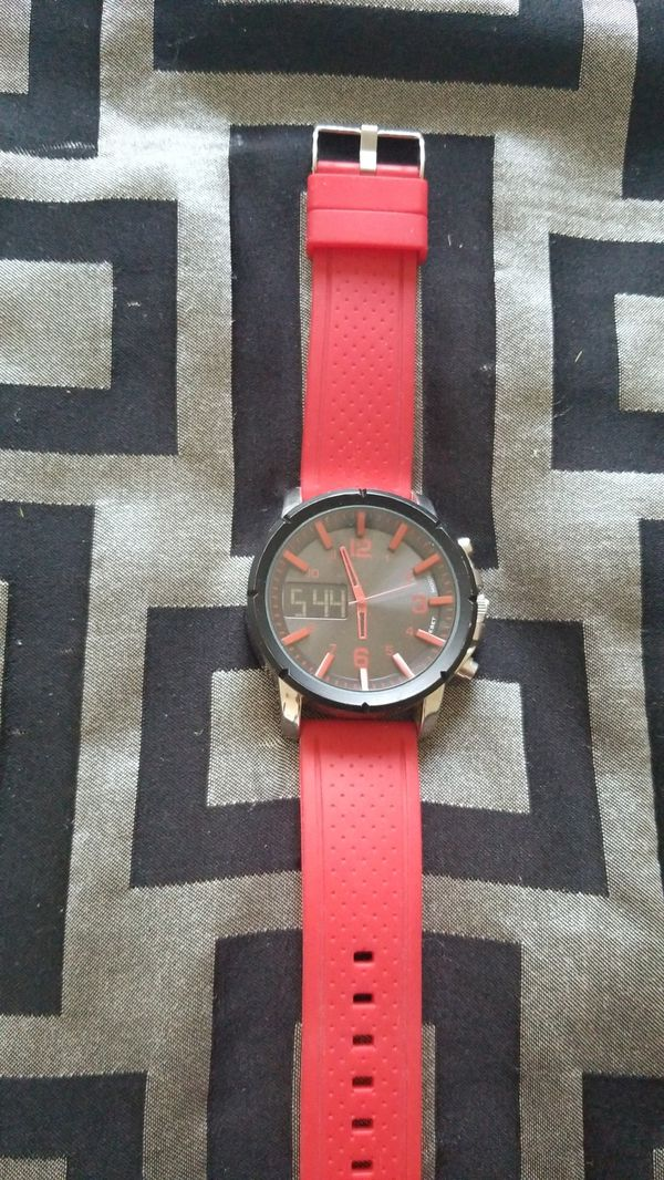 e821ee8f48e Mens Digital and Analog wrist watch. Time Date. for Sale in East ...