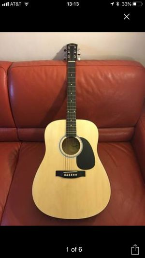 Squier By Fender 093-0300-021 Acoustic Guitar Natural for Sale in Arlington, VA