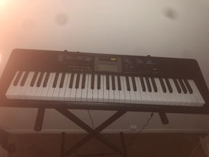 Casion piano 9/10 condition for Sale in Washington, DC