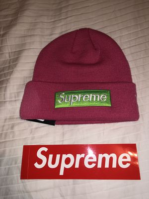 3357a42db New and Used Supreme box logo for Sale in Lynnwood, WA - OfferUp