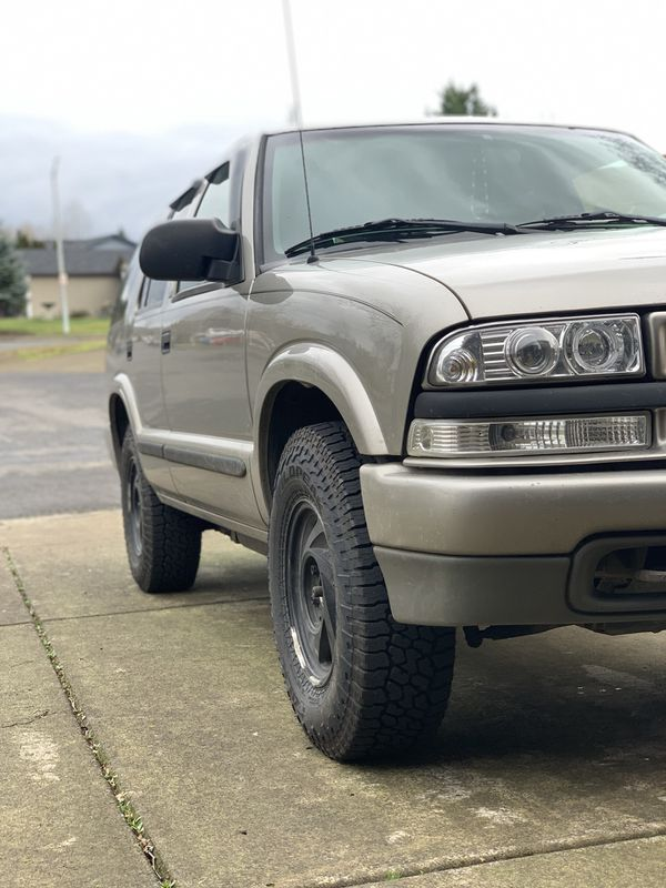 2003 chevy blazer manual