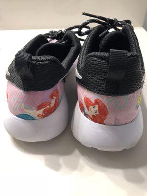 2f897944d08a7 Custom Nike Roshe Sneakers - Little Mermaid Ariel Pattern - Size 7.5 for  Sale in Union City