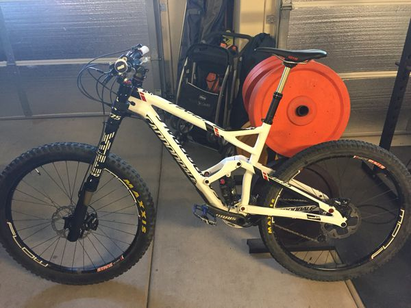 88b5c2aaec6 Cannondale Jekyll carbon 2 with upgrades for Sale in Yuma, AZ - OfferUp
