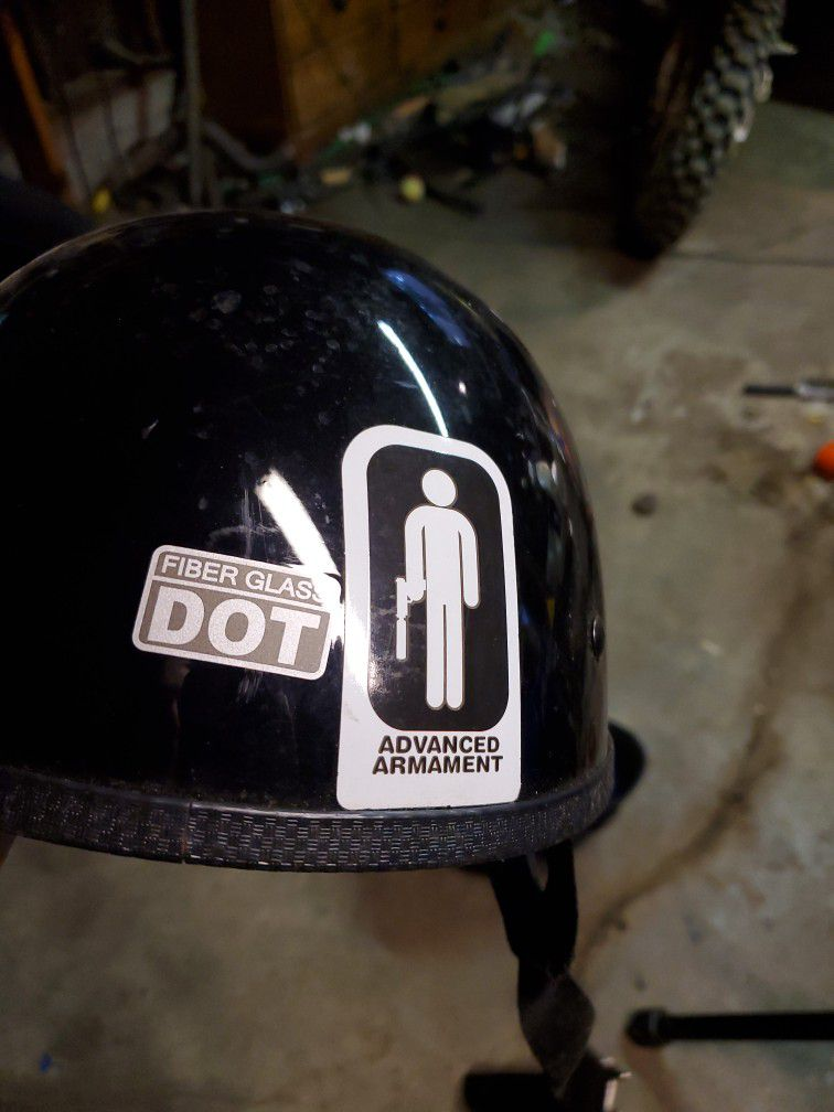 Scooter Helmet Size Medium